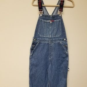 Vintage 90s Tommy Hilfiger overalls size Small